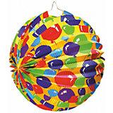 Фонарик-шарик, 25 см