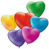 "Шары воздушные ""Mini-hearts"", 20 шт, блистер"