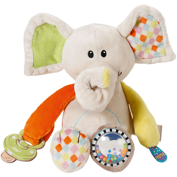 Activity Schmusetier Elefant Dundi, 23cm (39704)