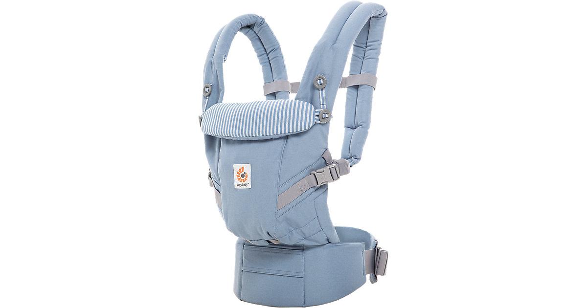 ERGO · Babytrage Adapt, Azure Blue