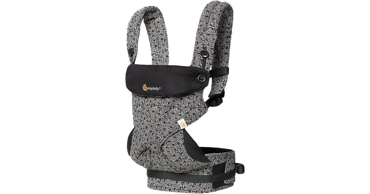ERGO · Babytrage 360°, Keith Haring