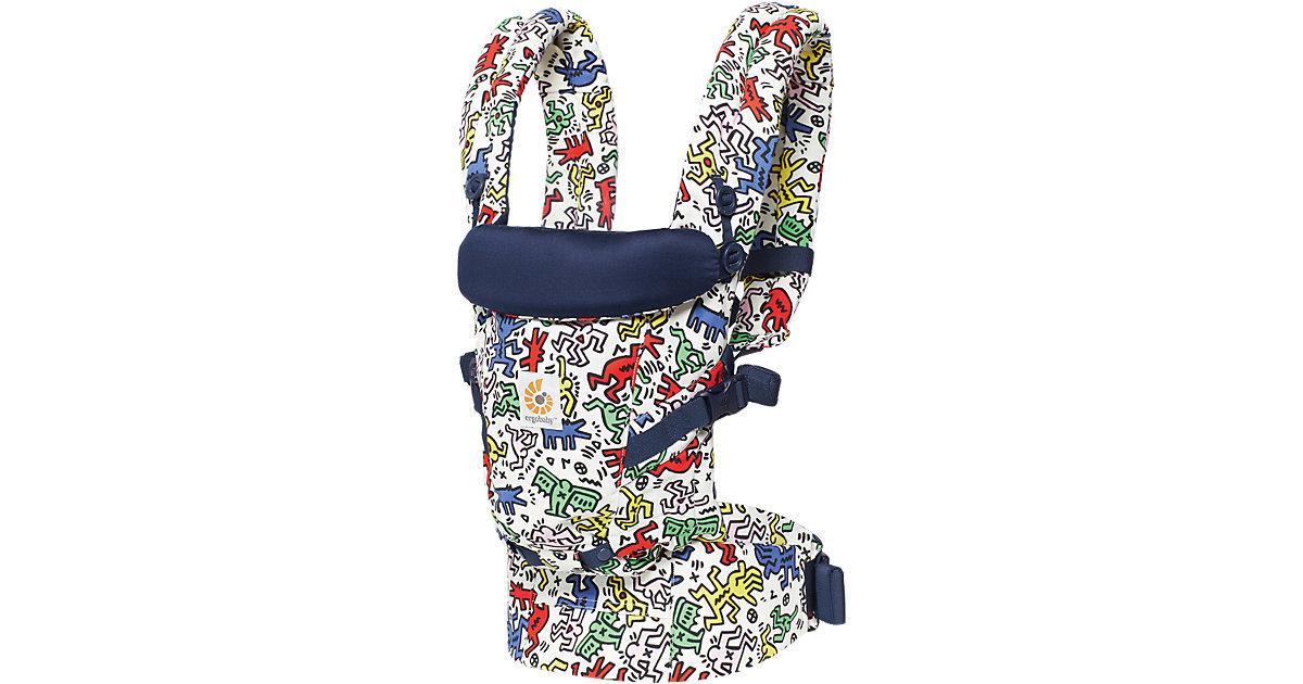 Babytrage Adapt, Keith Haring, bunt