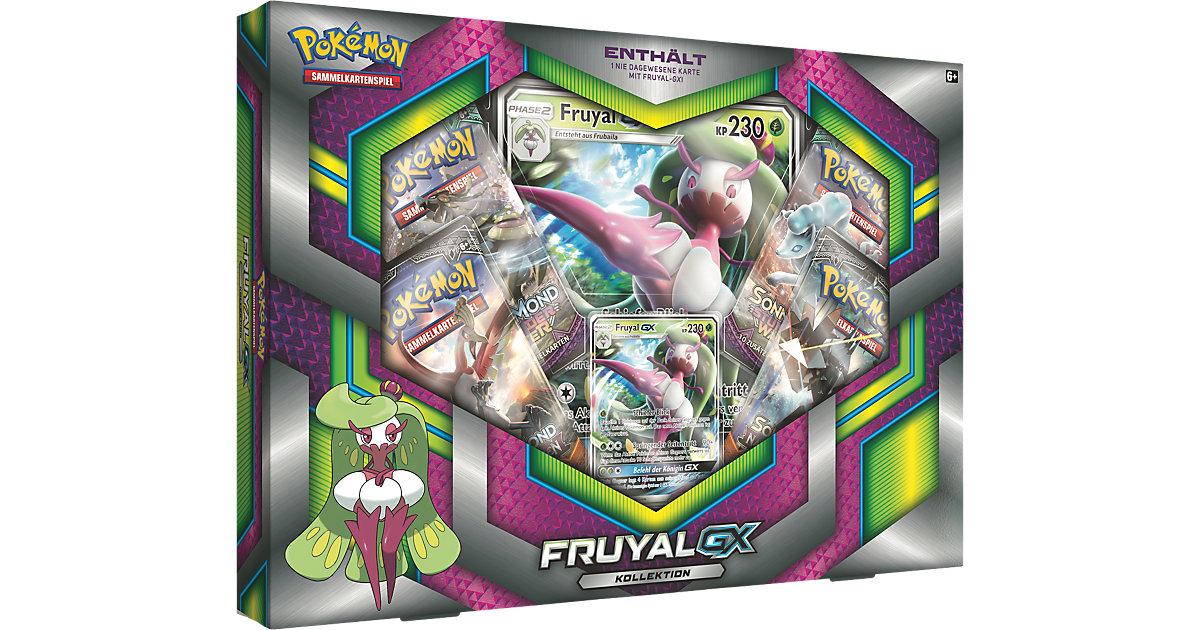 Pokemon Sammelkartenspiel Fruyal-GX Box