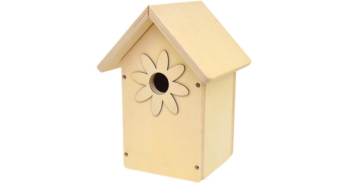 Vogelhaus Blume
