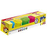 "Пальчиковые краски Darpeje ""Play-Doh"", 5 цветов"