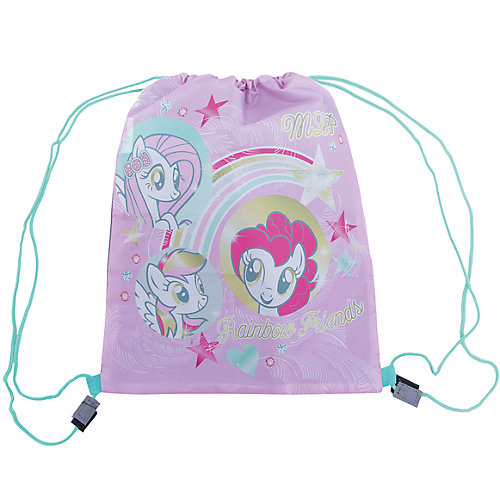 "Мешок для обуви Kinderline ""My Little Pony"" от Kinderline"