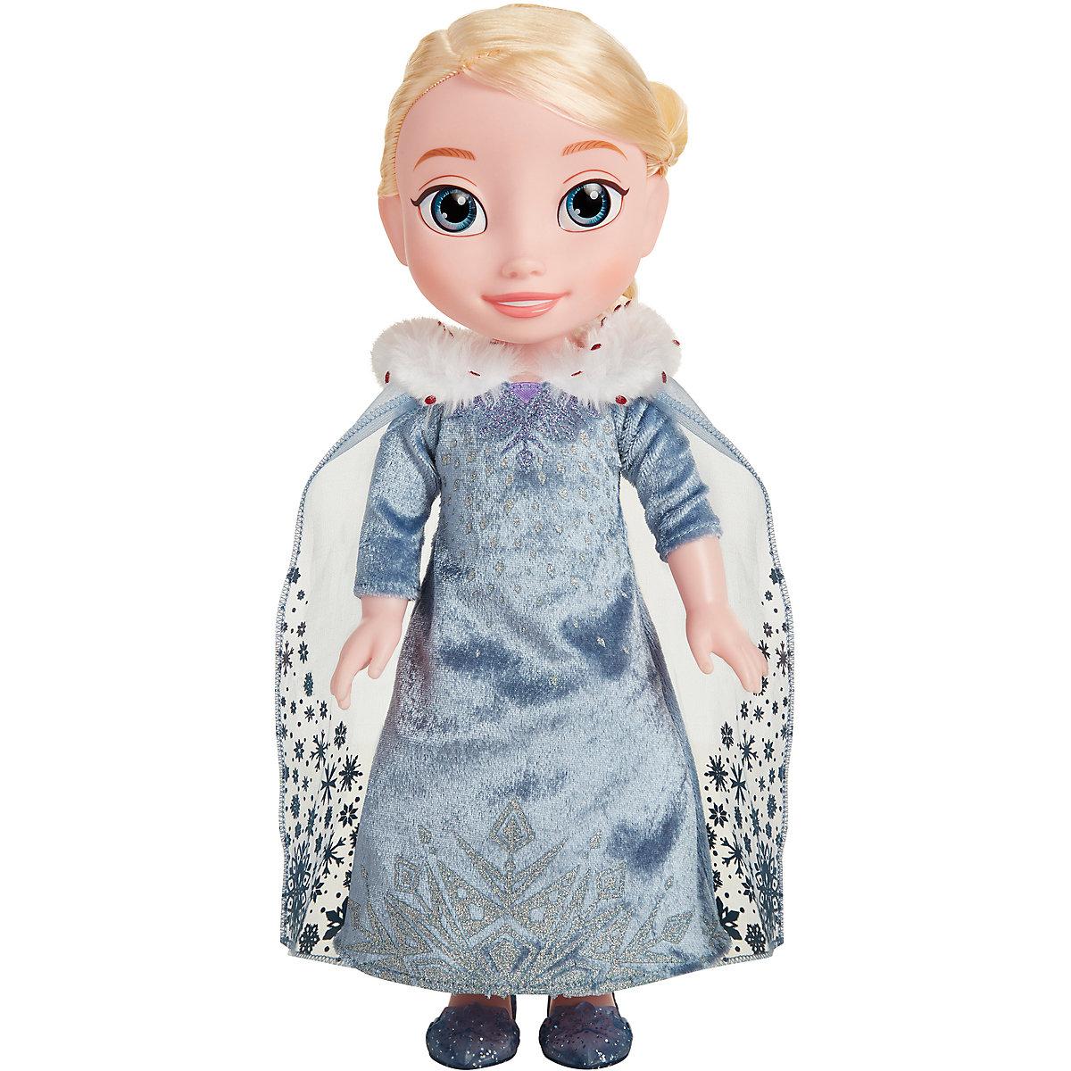 Die Eiskönigin Singende Elsa Puppe, Disney Die Eiskönigin