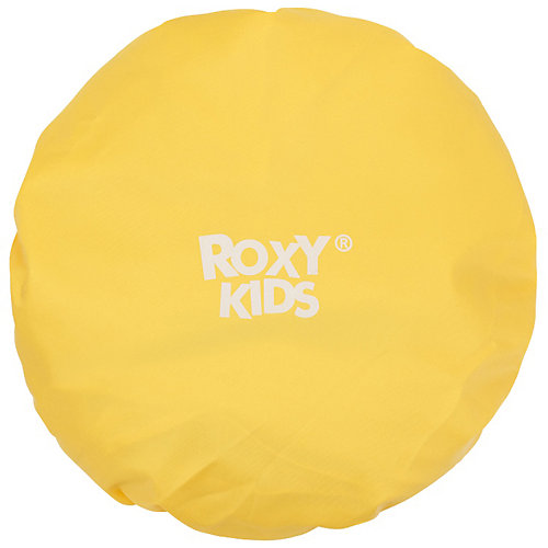 Чехлы на колеса в сумке, Roxy-Kids, желтый от Roxy-Kids