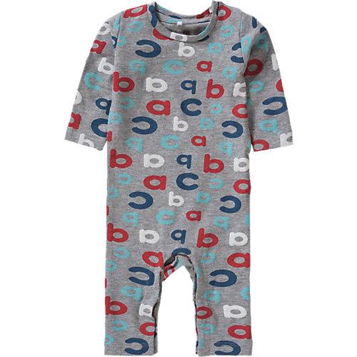 NAME IT Strampler NITGEUNO , Organic Cotton Gr. 50 Jungen Baby | 05713449426335