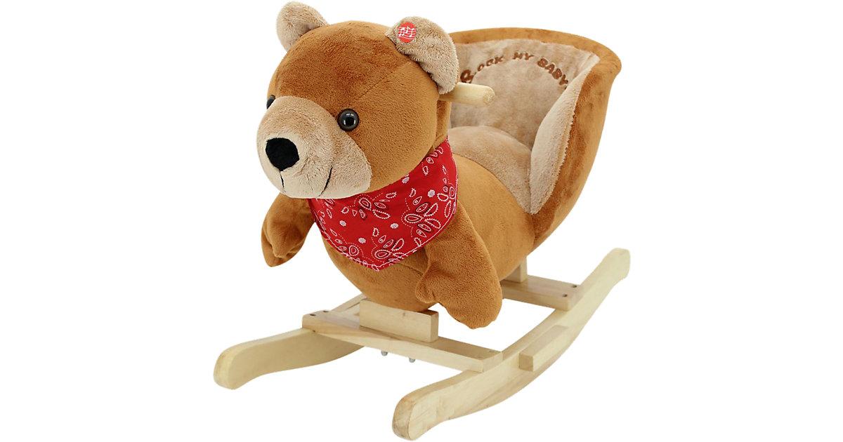 Sweety Toys Schaukeltier Teddy