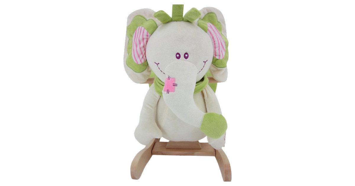 Sweety Toys Schaukeltier Elefant ´´Eric the elephant´´