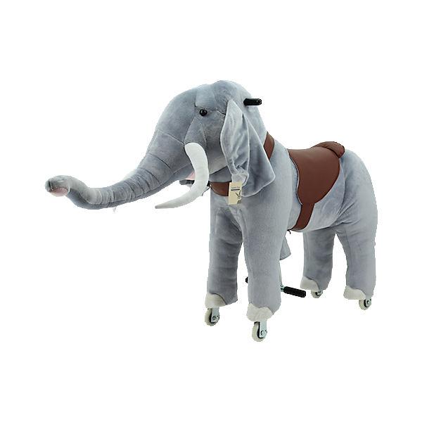 Sweety Toys Reittier Elefant auf Rollen, groß, | myToys