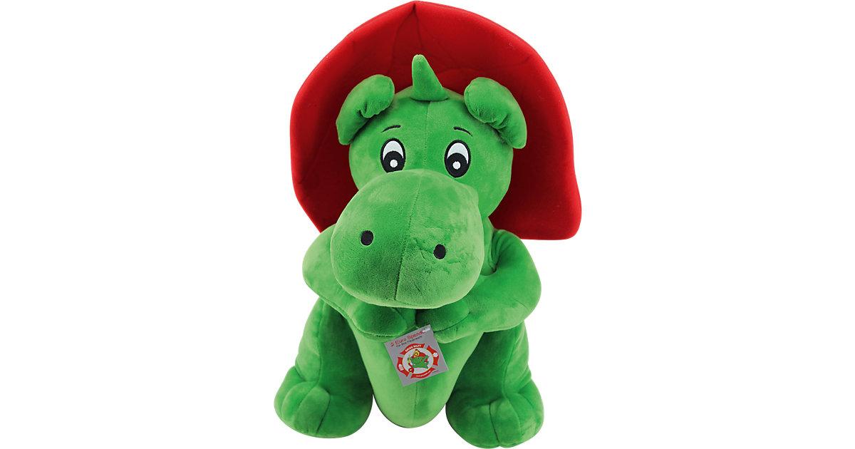 Sweety Toys Drache GRISU Feuerwehr Maskottchen Plüsch ca. 50 cm