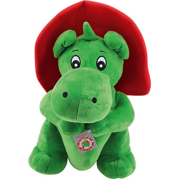 Sweety Toys Drache GRISU Feuerwehr Maskottchen Plüsch ca. 50 cm,