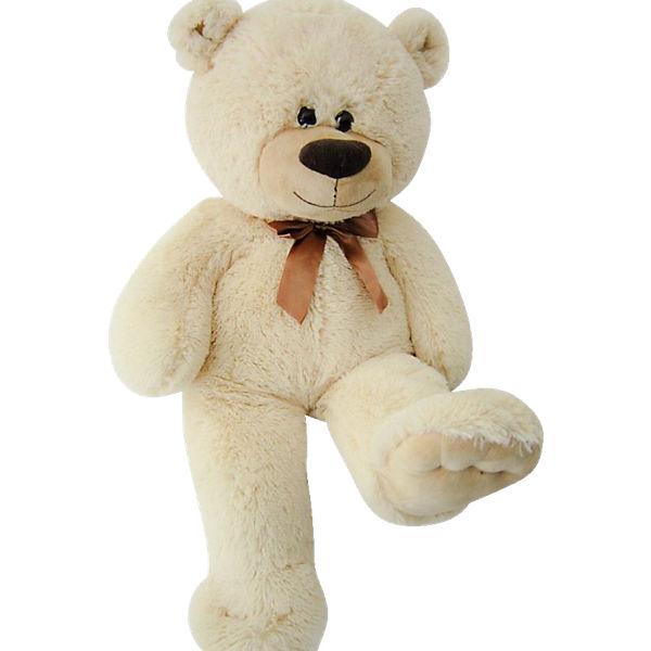 Sweety Toys Teddybär Plüschbär 80 80 80 cm beige, 42eb44