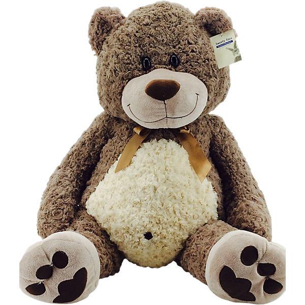 Sweety Toys 3785 XXL Riesen Teddy Teddybär Bär Plüschbär Willi super süss Teddybär 90 cm Willibär Kuschelbär,