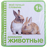 """Мой первый словарик """"Домашние животные"""""""