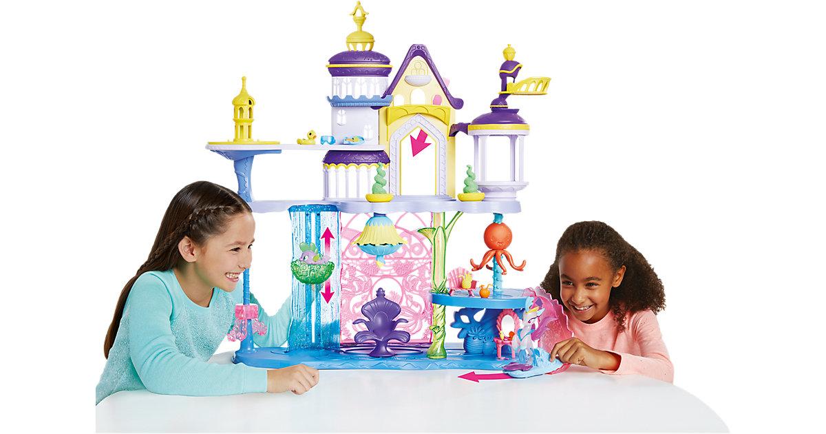 Hasbro · MLP Movie Schloss Canterlot & Seaquestria