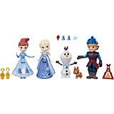 Набор маленьких кукол по короткометражному фильму Holiday Special