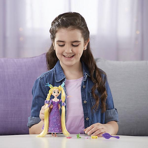 Кукла Disney Princess Рапунцель с модной прической