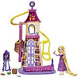 Набор с куклой Hasbro Disney Princess, Рапунцель. Запутанная история, Замок Рапунцель
