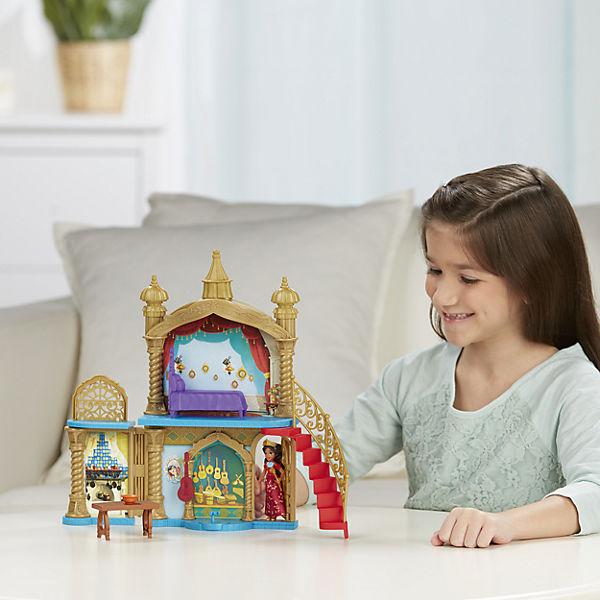 Игровой набор замок маленькие куклы Елена – принцесса Авалора