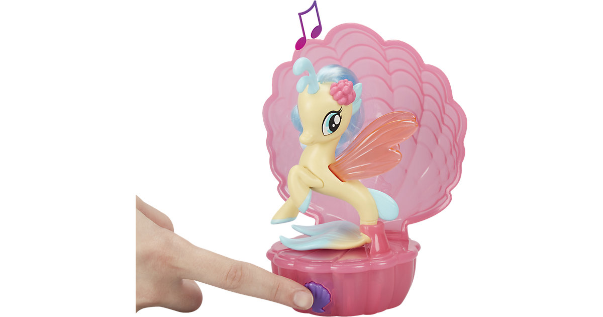 My Little Pony Movie Meeresmelodie Pony Prinzes...