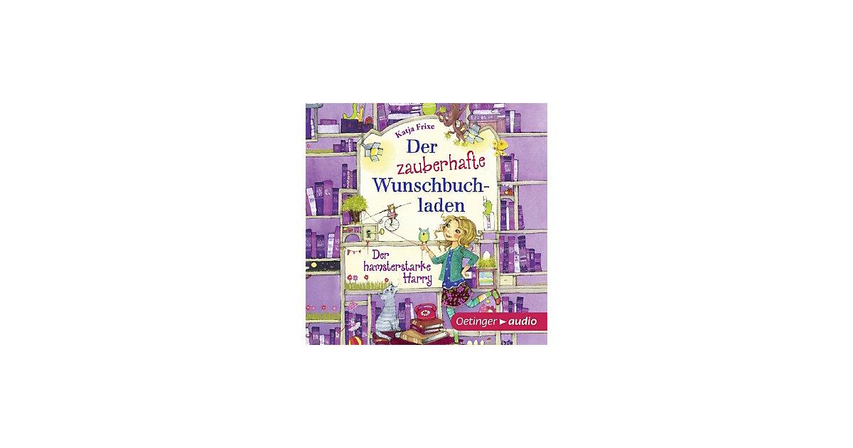 Der zauberhafte Wunschbuchladen: Der hamstersta...