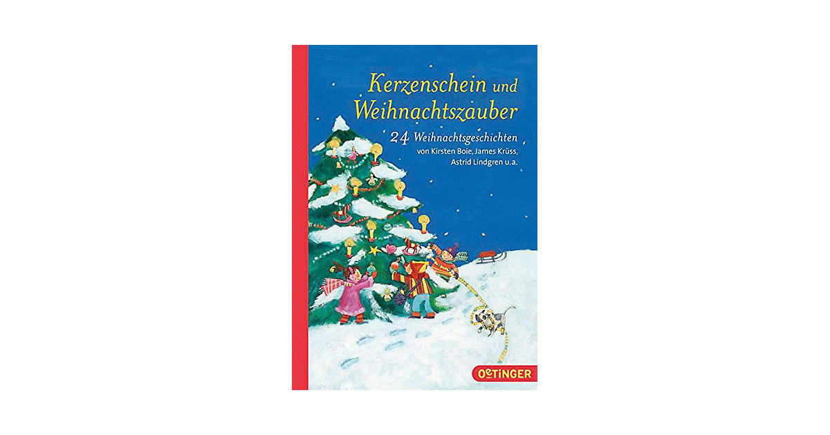 Buch - Kerzenschein und Weihnachtszauber