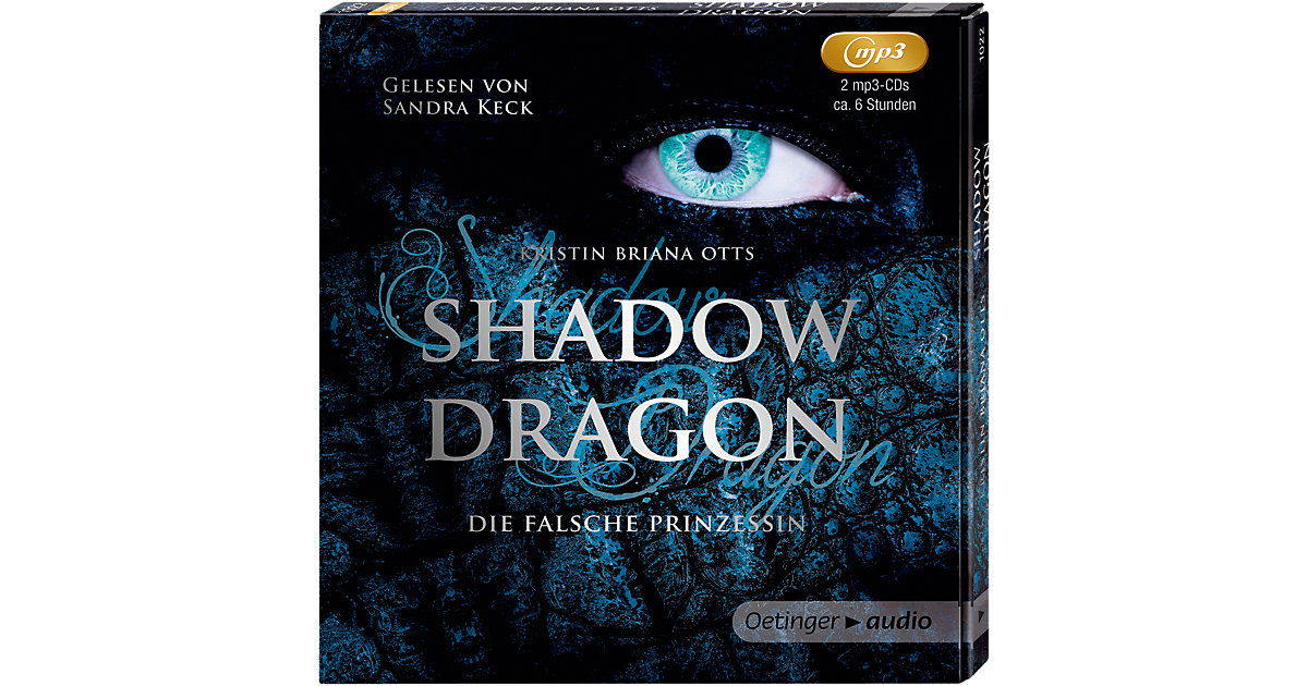 Shadow Dragon: Die falsche Prinzessin, 2 MP3-CDs