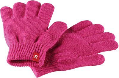 Перчатки Reima Twig для девочки - розовый