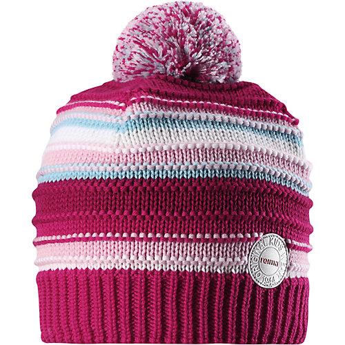 Шапка Reima Hurmos - розовый от Reima