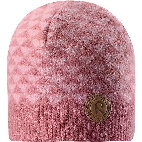 Шапка Reima Kaamos - розовый от Reima