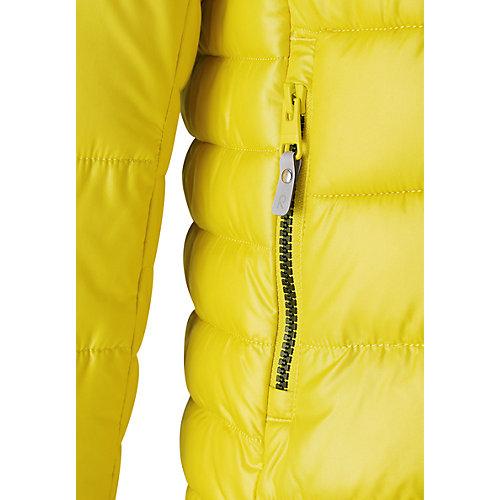 Утепленная куртка Reima Maija - желтый от Reima