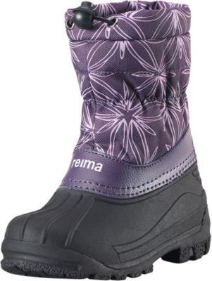 Зимние сапоги Nefar Reima для девочки - лиловый