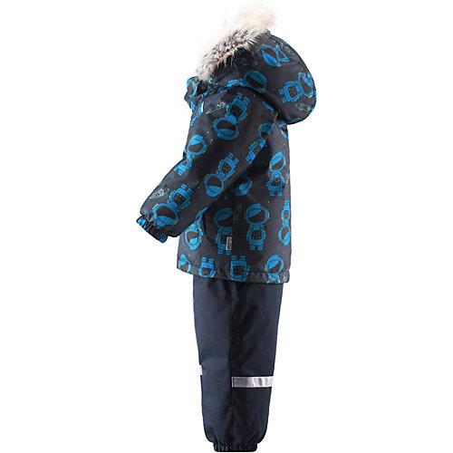 Комплект Lassie : куртка и полукомбинезон - синий от Lassie
