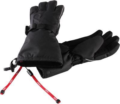 Перчатки Reimatec® Reima Saariselkä - черный