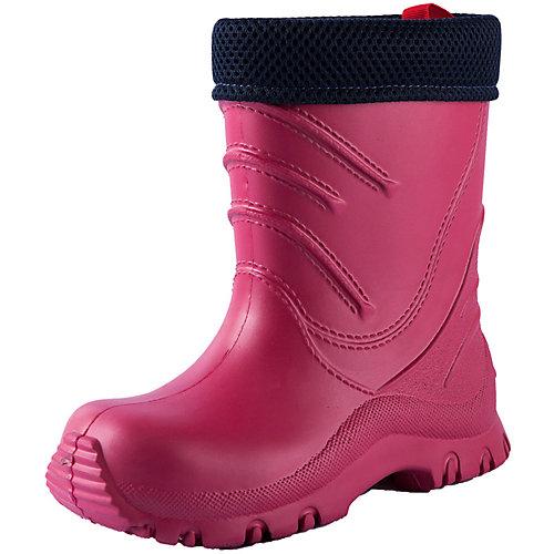 Резиновые сапоги со съемным носком Reima Frillo - розовый от Reima
