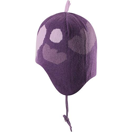 Шапка Reima Vatukka - лиловый от Reima