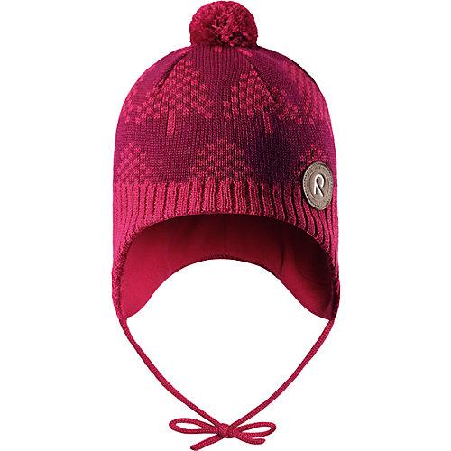 Шапка Reima Ylläs - розовый от Reima