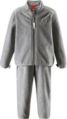 Флисовый комплект Reima Etamin - серый
