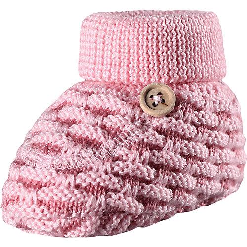 Пинетки Reima Lepo - розовый от Reima
