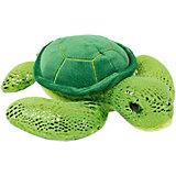 Мягкая игрушка Wild republic Hug'ems Зеленая черепаха, 21 см