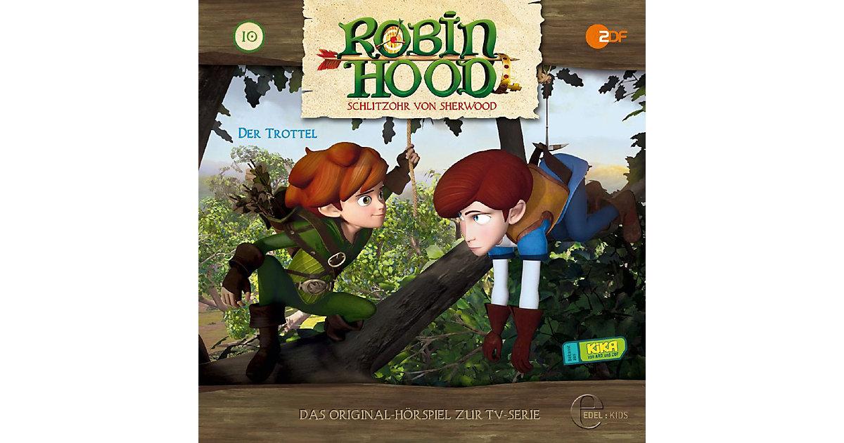CD Robin Hood Schlitzohr von Sherwood 10 - Der Trottel