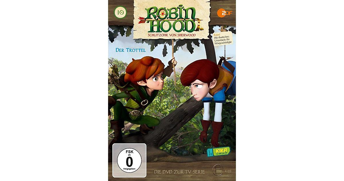 DVD Robin Hood Schlitzohr von Sherwood 10 - Der...
