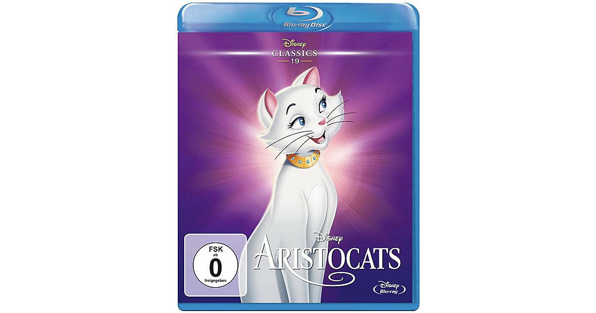 BLU-RAY Disney Classics - Aristocats Hörbuch