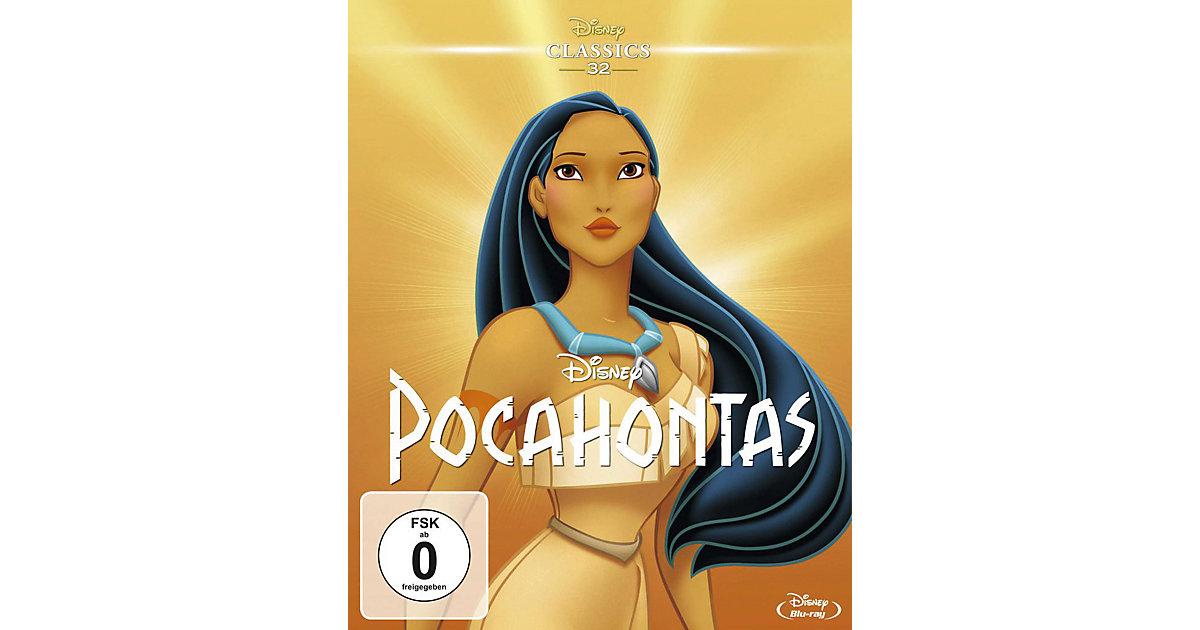 BLU-RAY Meisterwerke - Pocahontas Hörbuch