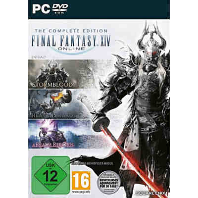 PC Final Fantasy XIV Complete Edition