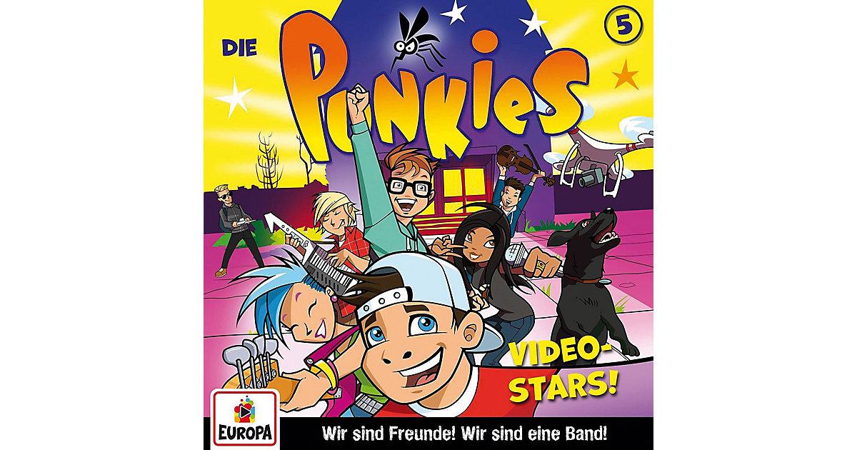 CD Die Punkies 5 - Video Stars