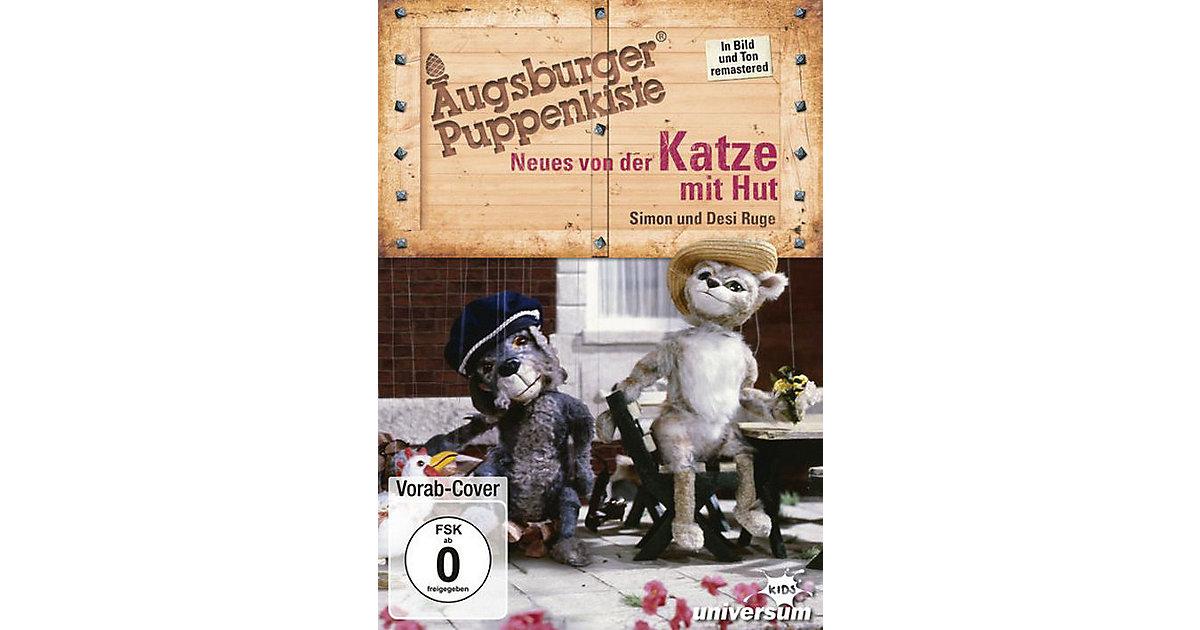 DVD Augsburger Puppenkiste - Neues von der Katze